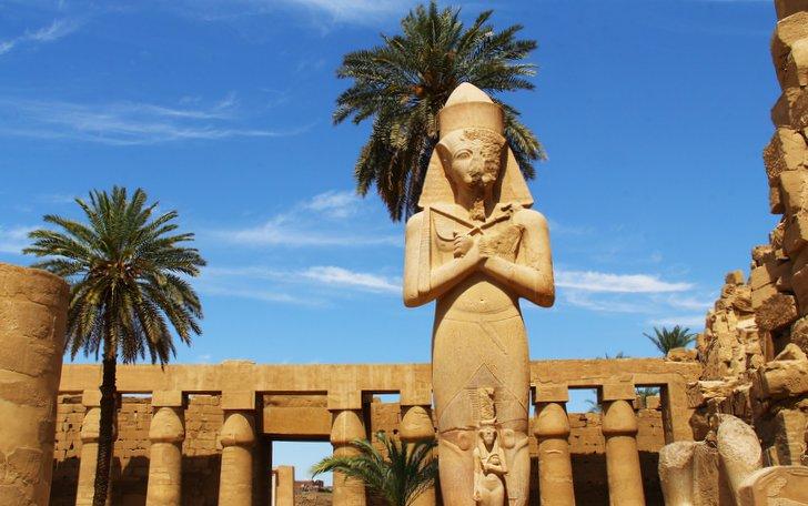 Karnak-Tapinagi-Misir